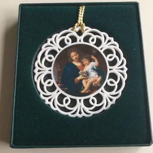 Villeroy and Boch Christmas Ornament